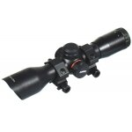 Прицел Leapers 4X32 Compact RGB CQB Scope с сеткой Mil-dot